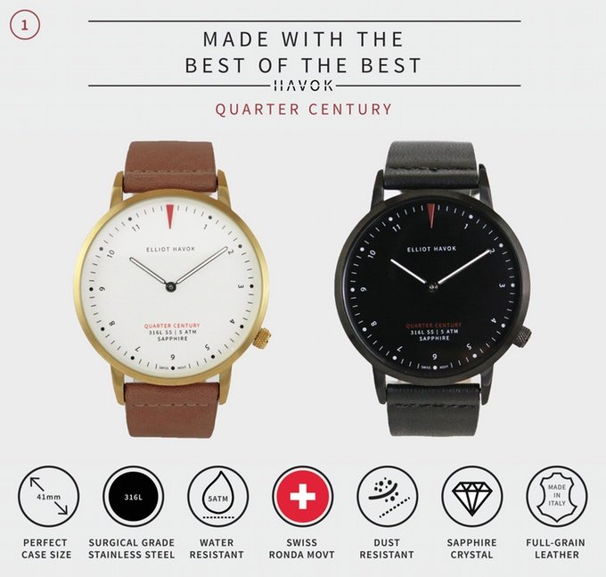 The Quarter Century watch, too good to be true?