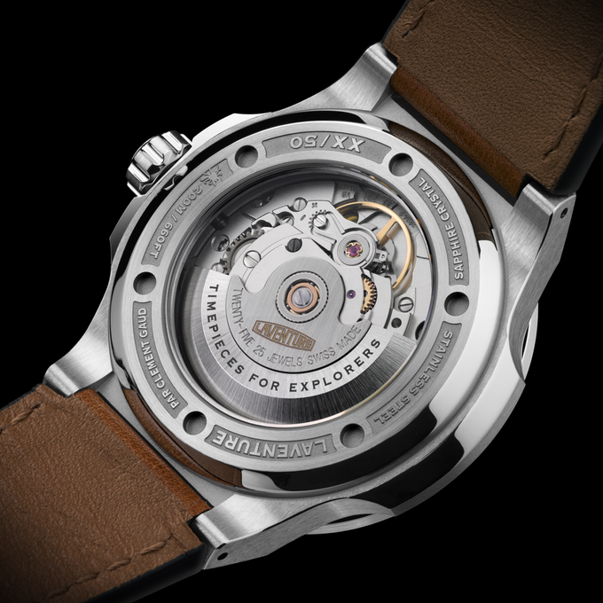 Introducing the Laventure Marine, timepieces for explorers
