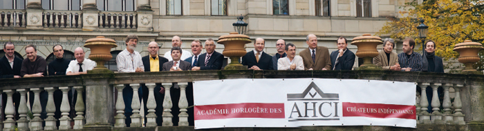 The Horological Academy of Independent Creators or AHCI