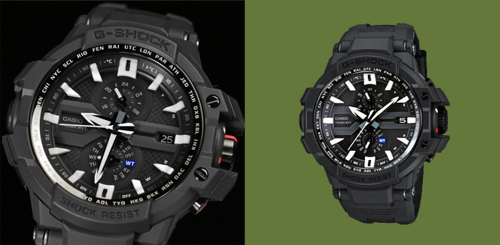 G-Shock Joins Forces with the Royal Air Force