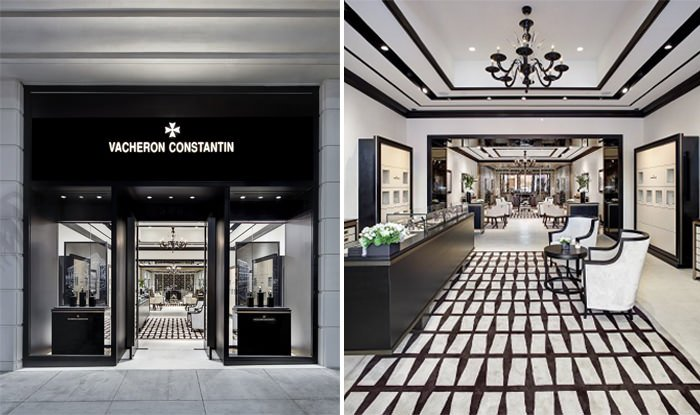 Vacheron Constantin's New Rodeo Drive Boutique