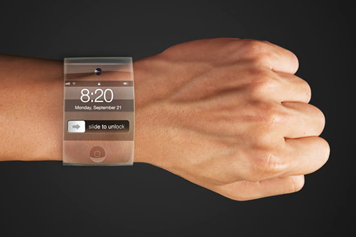 Possible iWatch by Apple?
