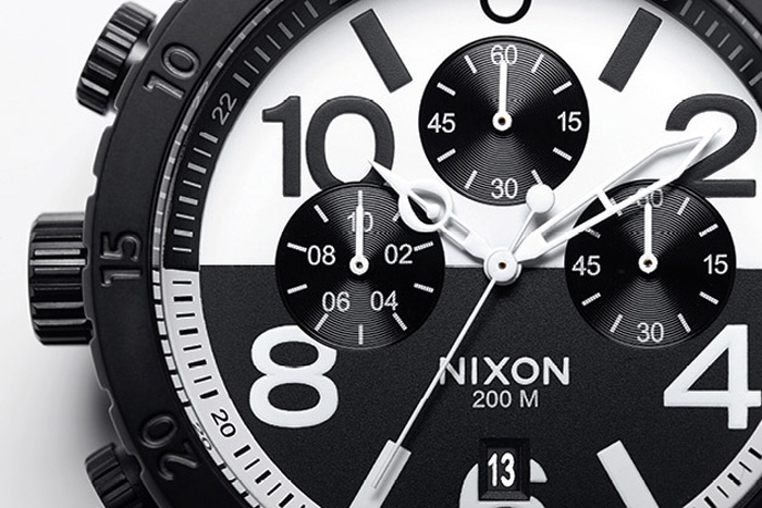 Instrument Panel LTD Series - Horizon 48-20 Chronograph by Nixon