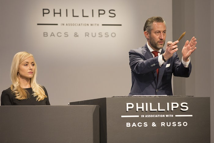 "Phillips: ""we welcome brands that buy back their history"""