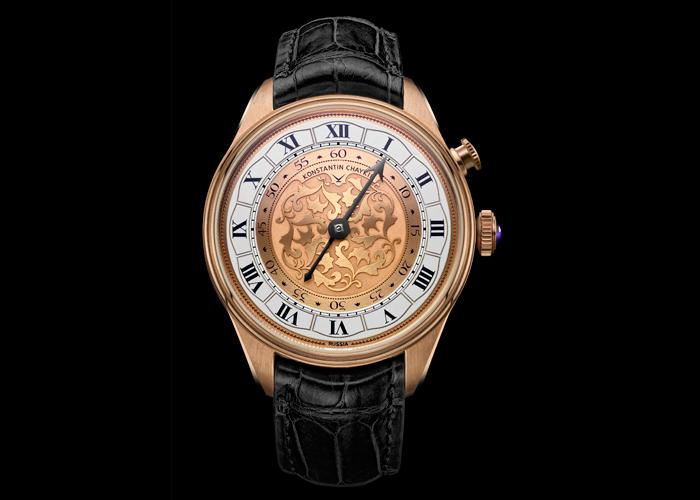 Genius Temporis - A New Watch by Konstantin Chaykin