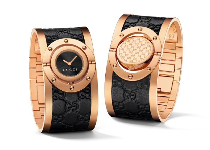 New Gucci Twirl (Pre-Baselworld 2015 Model) by Gucci