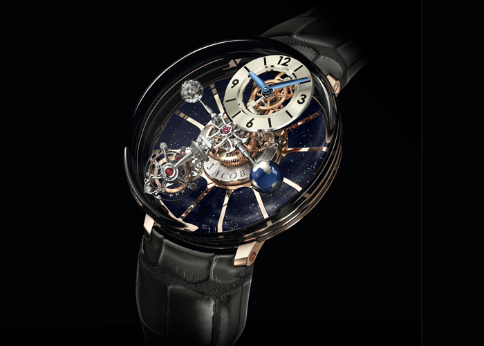 Astronomia Tourbillon by Jacob & Co.