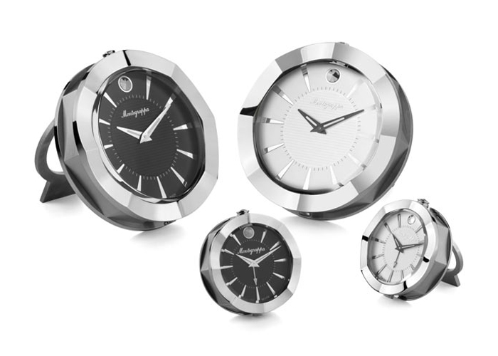 NeroUno Table Clock Collection by Montegrappa