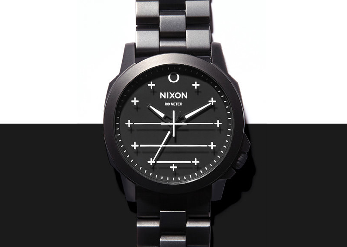 Limited Edition Scope Ranger 45 (The Instrument Panel LTD) by Nixon