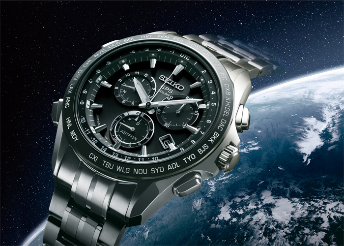 Seiko's Astron Watch