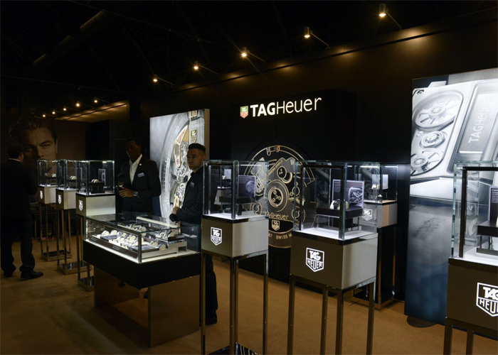 TAG Heuer at Timecrafters