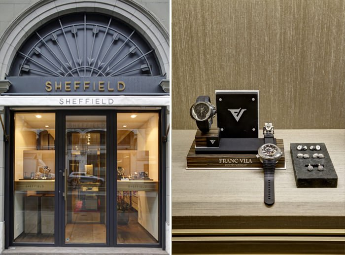 Sheffield Boutique Reopens in Geneva
