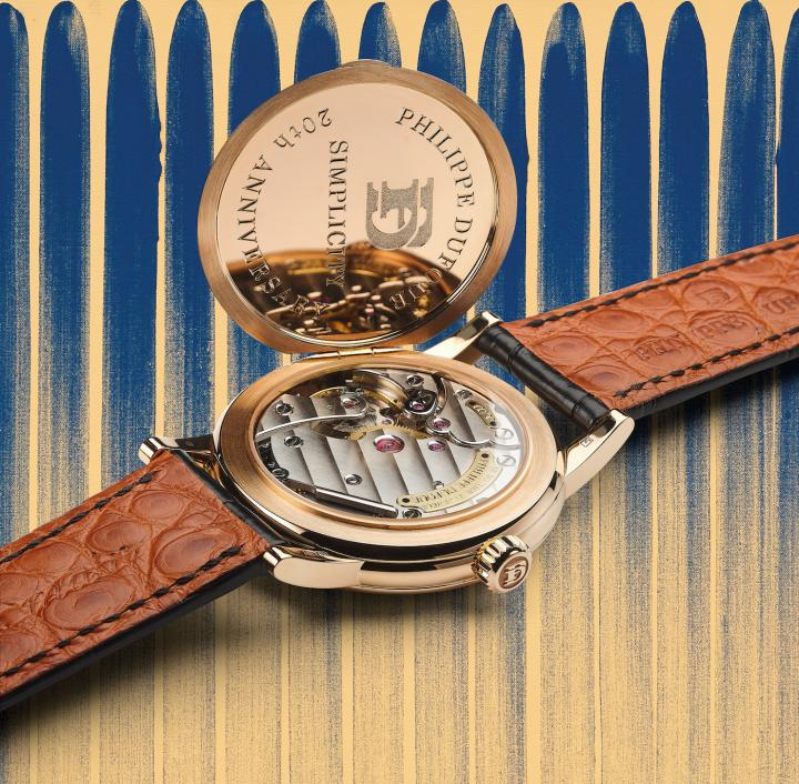 On 8 November 2020 Phillips, in association with Bacs & Russo, auctioned the Simplicity 00/20 from a new edition of 20 Simplicity watches yet to come, made by the grand master watchmaker of the Joux Valley, Philippe Dufour. The watch sold for .5 million. Behind the operation was Claude Sfeir, a longstanding and close friend of the watchmaker.