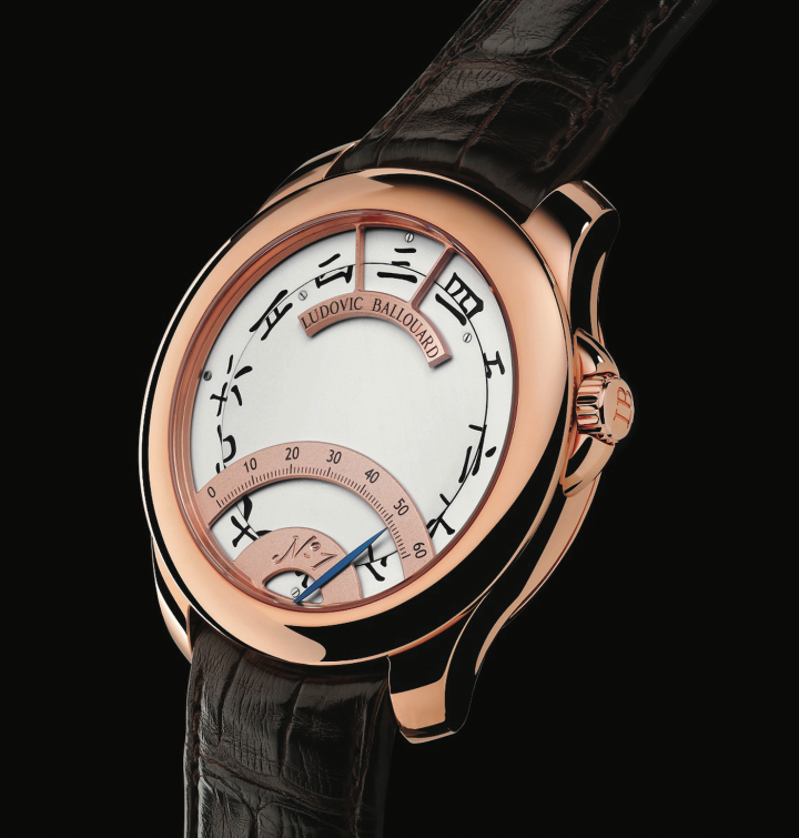 Report #5: Master watchmakers