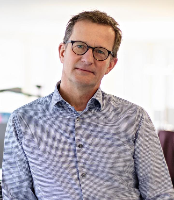Daniel Nyfeler, Managing Director of the Gübelin Gem Lab