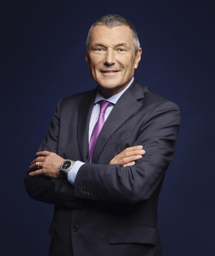 Jean-Christophe Babin has been heading Bulgari since 2013.