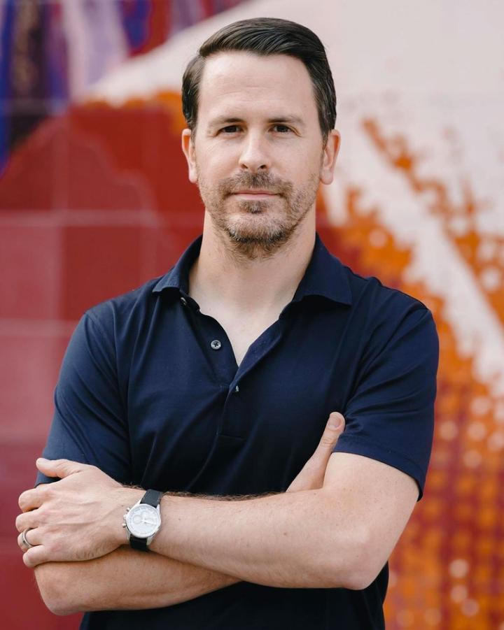 Gabe Reilly, co-founder of Collective