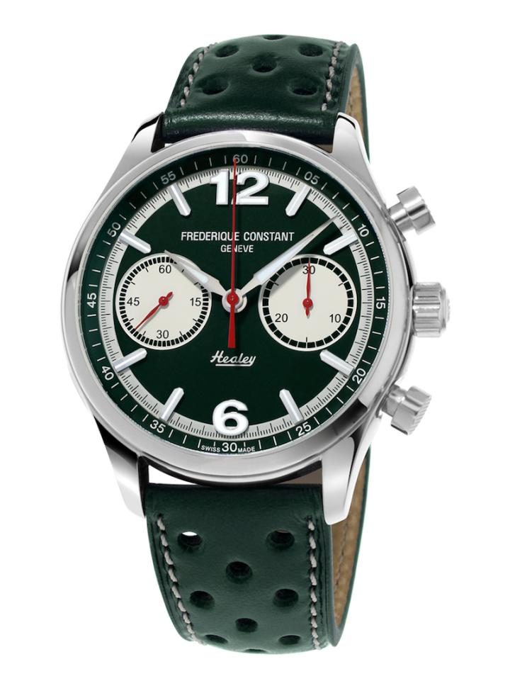 The new Frederique Constant Vintage Rally Healey Chronograph