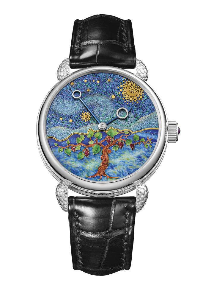 Starry Night Vine - 2019 Artistic Crafts Watch Prize