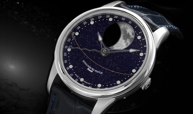 "The Schaumburg MooN Watch wins ""Watch of the Year"""