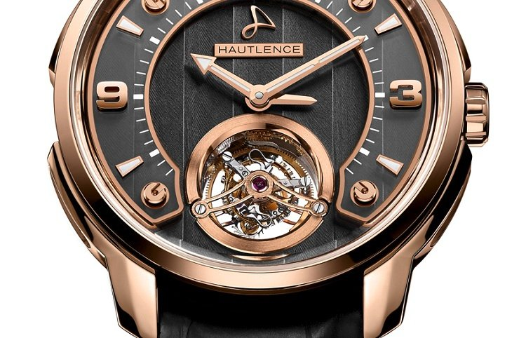 Never say never: Hautlence introduces its first tourbillon model