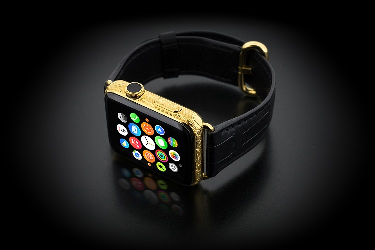 The Apple Watch of your Golden Dreams?