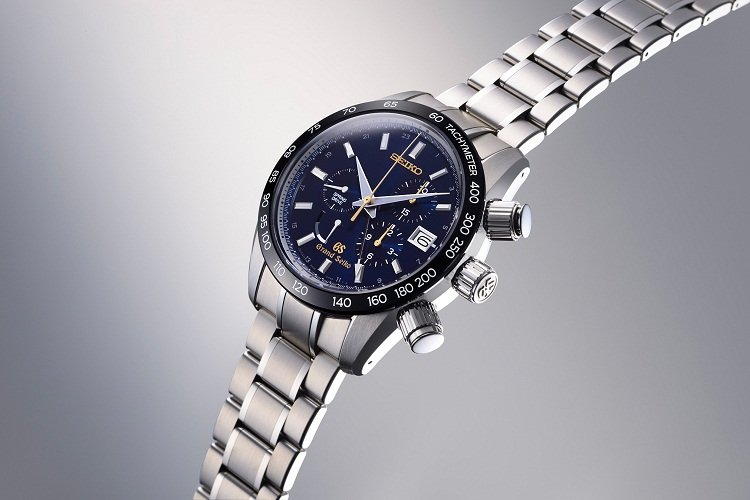 Introducing the Grand Seiko Spring Drive Chronograph anniversary edition