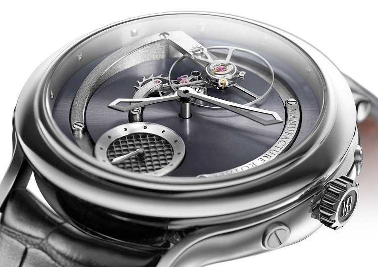 Manufacture Royale recalibrates the anatomy of a watch