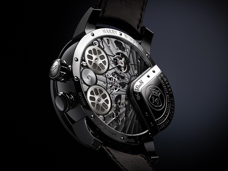 Opus 14, the rock 'n roll timepiece