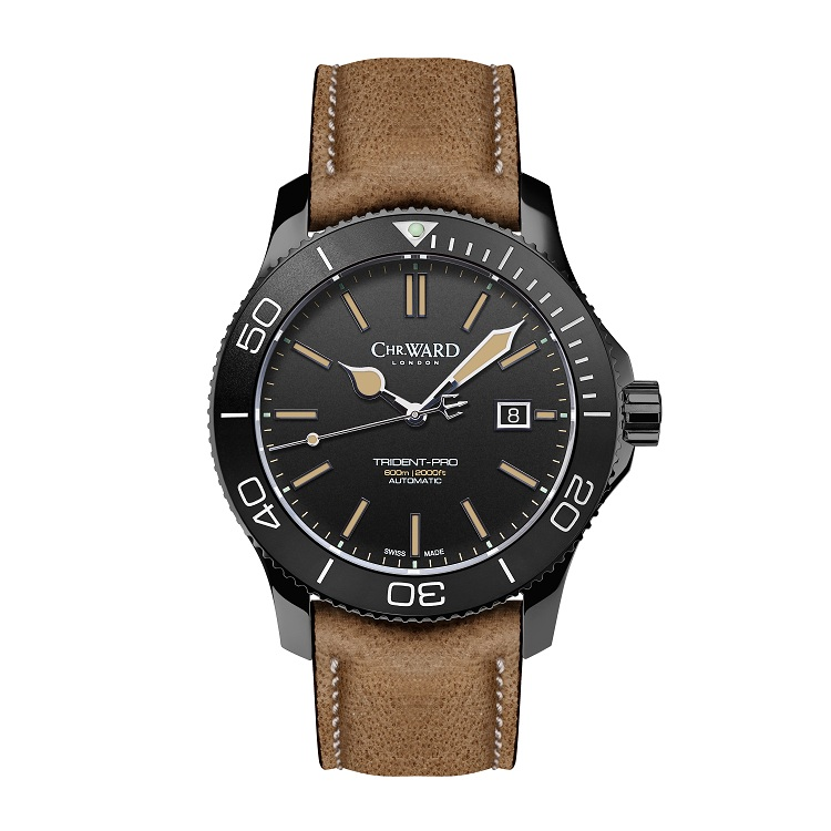 Christopher Ward's Trident enters a new age