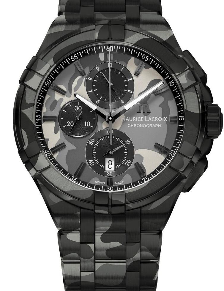Maurice Lacroix Aikon Chronograph Camouflage