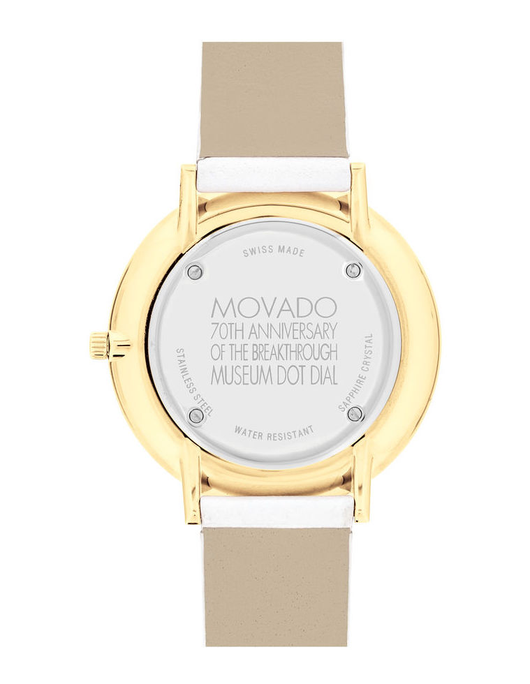 The iconic Movado Museum marks 70th anniversary