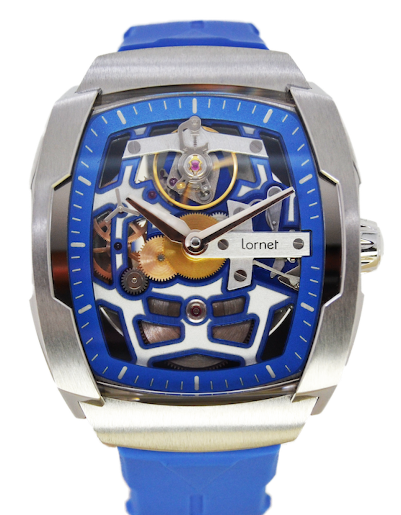 Introducing all French watchmaker Lornet
