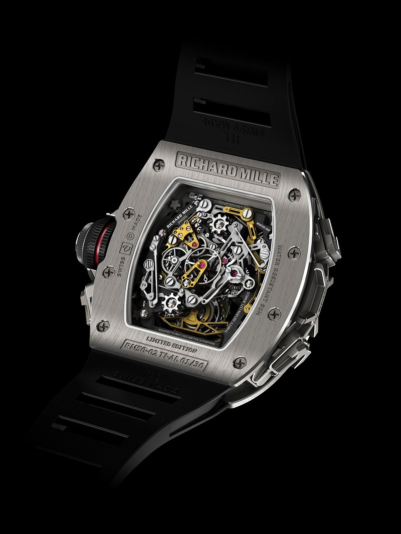 Can Richard Mille's new watch rule the skies?