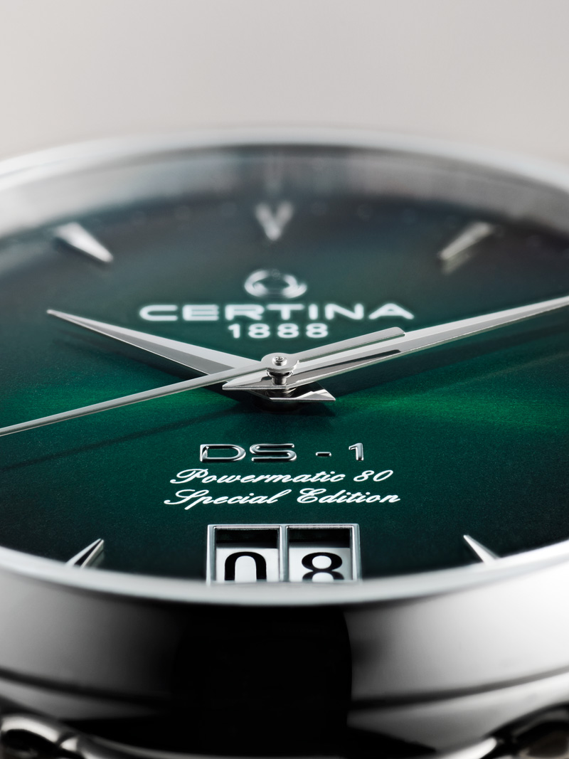Certina, 60 Years of Double Security