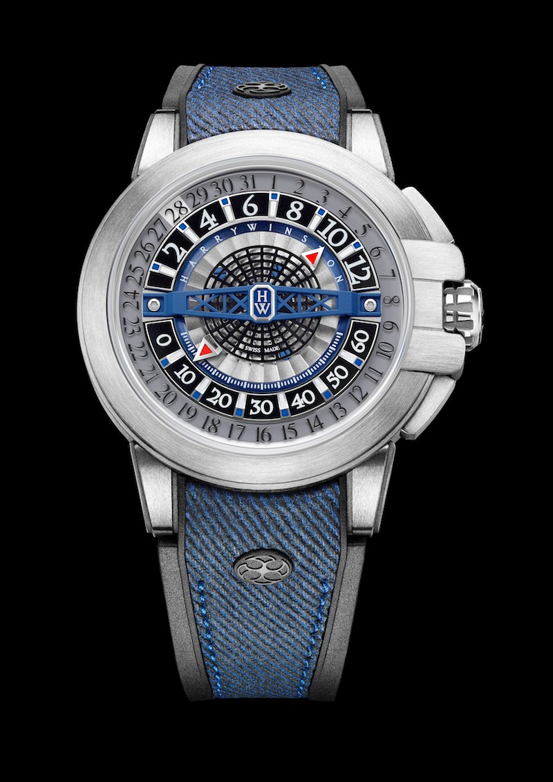 The new Harry Winston Project Z12