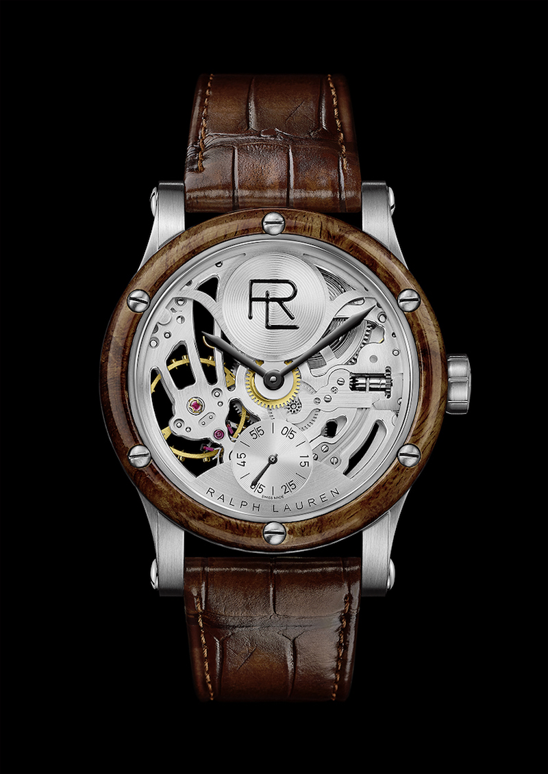 RL Automotive Steel Skeleton with leather strap