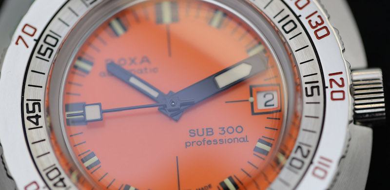 Why you should celebrate the Doxa Sub 300