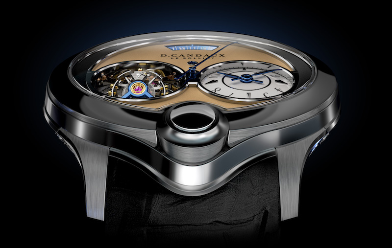 "Watch of the Day: Introducing David Candaux and the ""1740 - The First 8"""