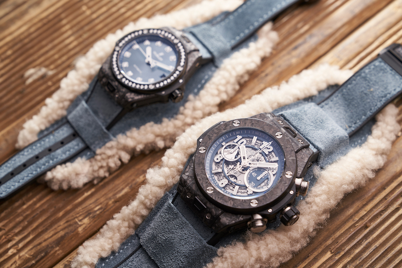 Hands-on with the new Hublot Big Bang Alps