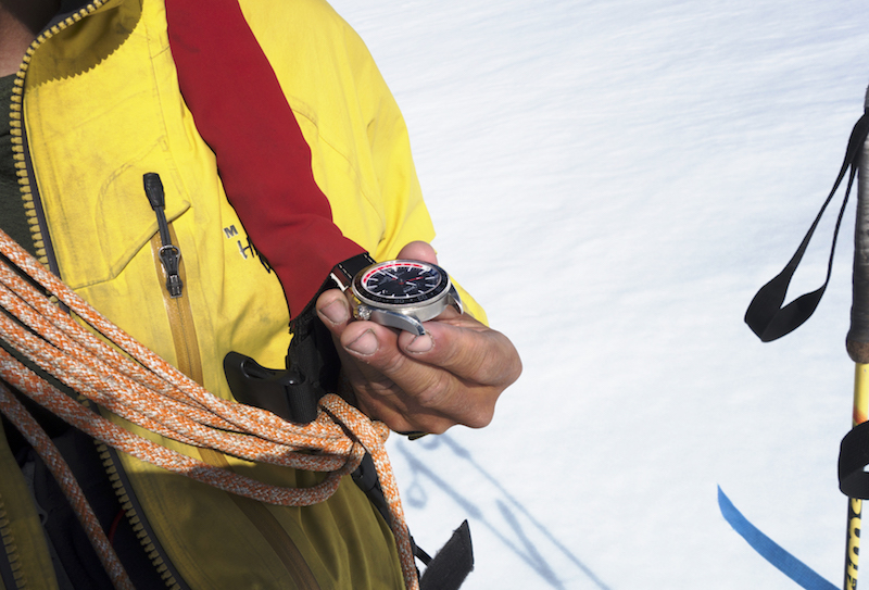 Socially aware, Alpina supports Ice Legacy adventure