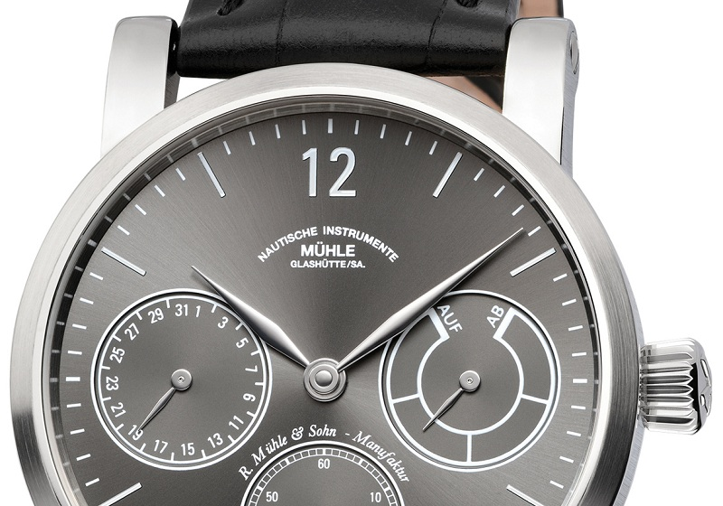 Why it's good to be complicated for Mühle Glashütte