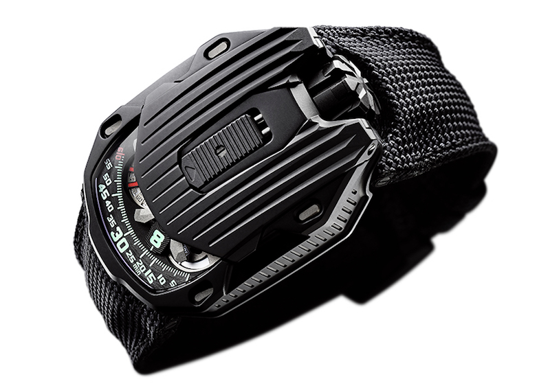 The Urwerk UR-105, and how the Catholic Church shaped watchmaking