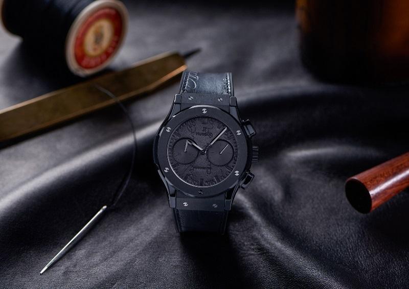 Introducing the Hublot Classic Fusion Chronograph Berluti