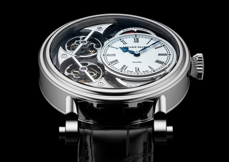 Speake-Marin stacks up the tourbillons