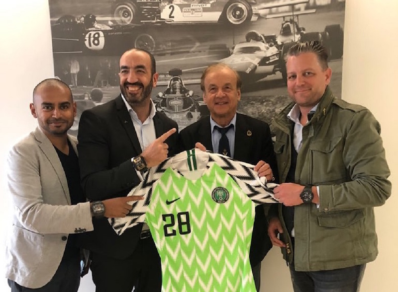 Nigeria coach Gernot Rohr will hope the Super Eagles fly high at the World Cup