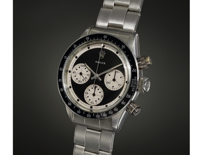 "Rolex Ref. 6240 ""The Neanderthal"""