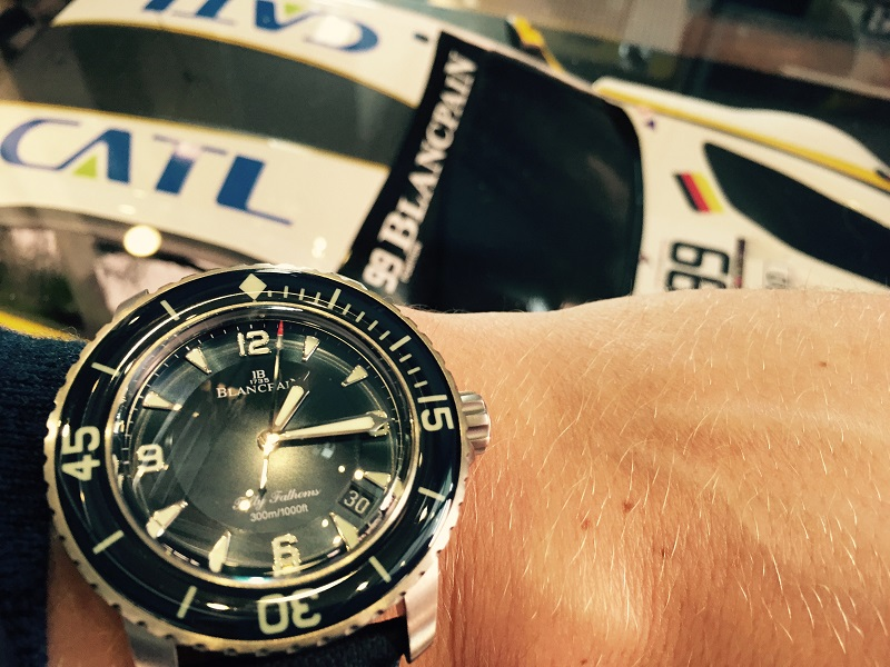 Hands on with Blancpain at the world's biggest GT3 race