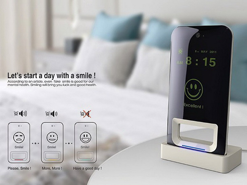 The quirkiest alarm clocks