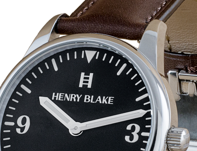 Start-up watchmaker profile: Henry Blake